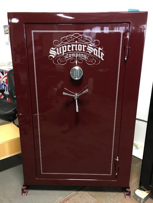Superior Safe Ironside 41 | Michalsen Office Furniture